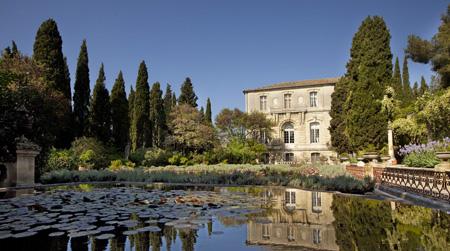abbaye saint andr villeneuve lez avignon les jardins. Black Bedroom Furniture Sets. Home Design Ideas