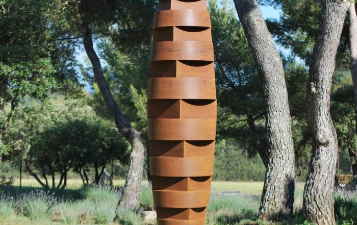 8e édition de l'Abbyac : l'art contemporain renaît au jardin du 25 août au 4 septembre