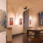 Exposition Cedric Pollet Abbaye Saint André