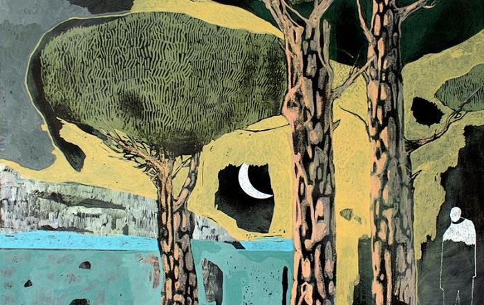 « Je est un autre », peintures de Gaëtan de Séguin, du 7 juin au 9 juillet 2017