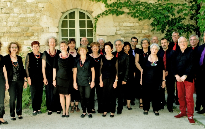 Concert le 21 mai à 18h du choeur I Sedici «Polyphonies sacrées de 3 à 7 voix»