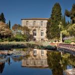 abbaye jardin
