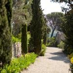 jardin abbaye