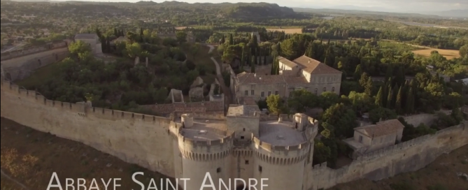 Video Abbaye Saint -Andre
