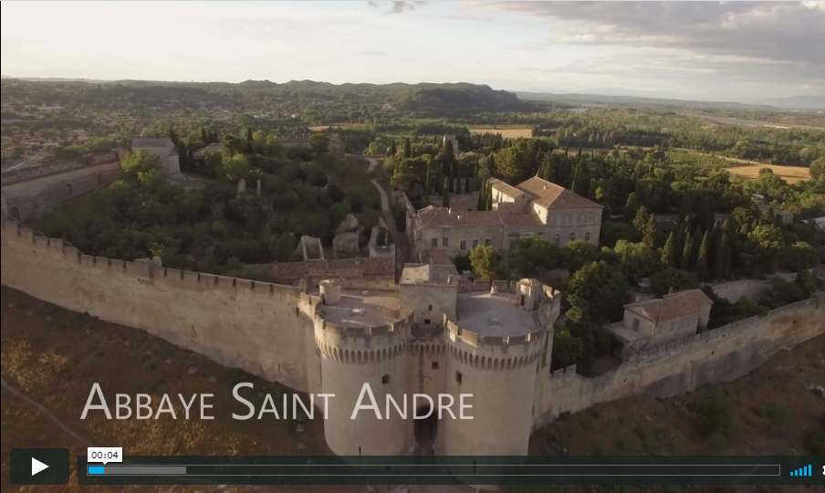 Video Abbaye Saint -Andre