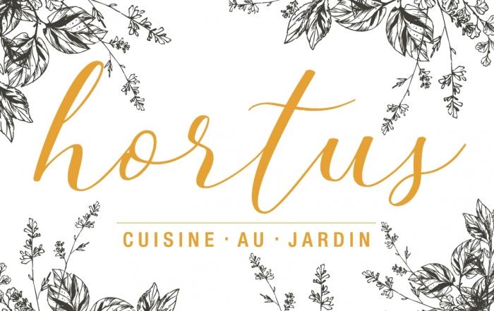 Ouverture d' «Hortus café, cuisine au jardin»