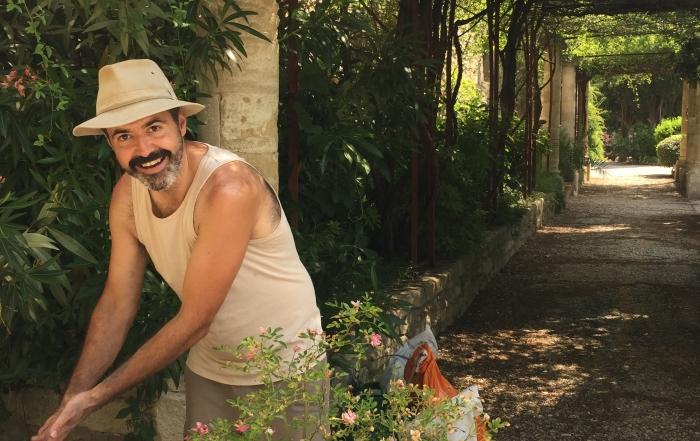 Visite privée des jardins le soir 17h30-19h les jeudis en août