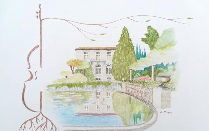 Jardins secrets poétiques et musicaux les 12,13 et 14 juillet 2019