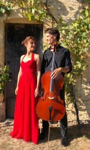Johanne Cassar et Jérémie Maillard