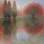 tableau-paysage-aube-sur-le-canal