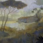 tableau-paysage-yucca-blanc