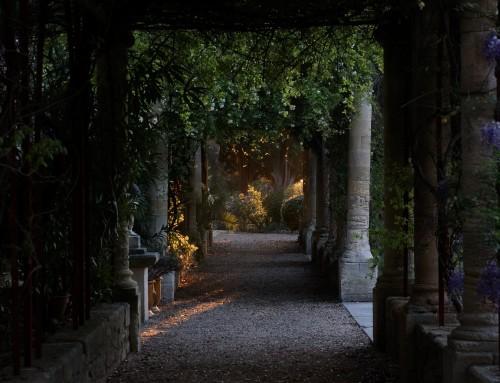 Villeneuve au Clair de Lune