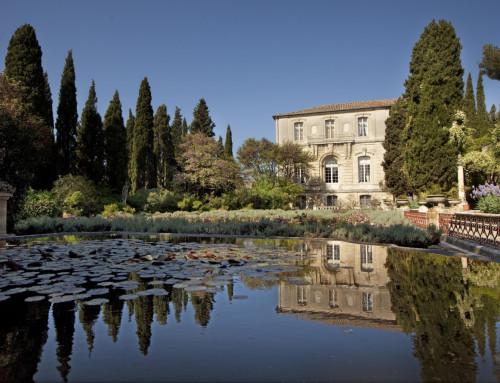 Visites guidées des jardins et du palais abbatial en 2021