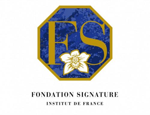 Lauréat 2021 du prix de l'Art du jardin de la fondation Signature – Institut de France